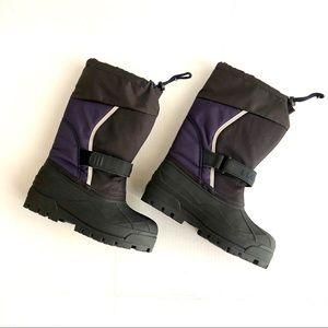 L.L. Bean Shoes - LL Bean Kids Northwood Snow boots Size 2
